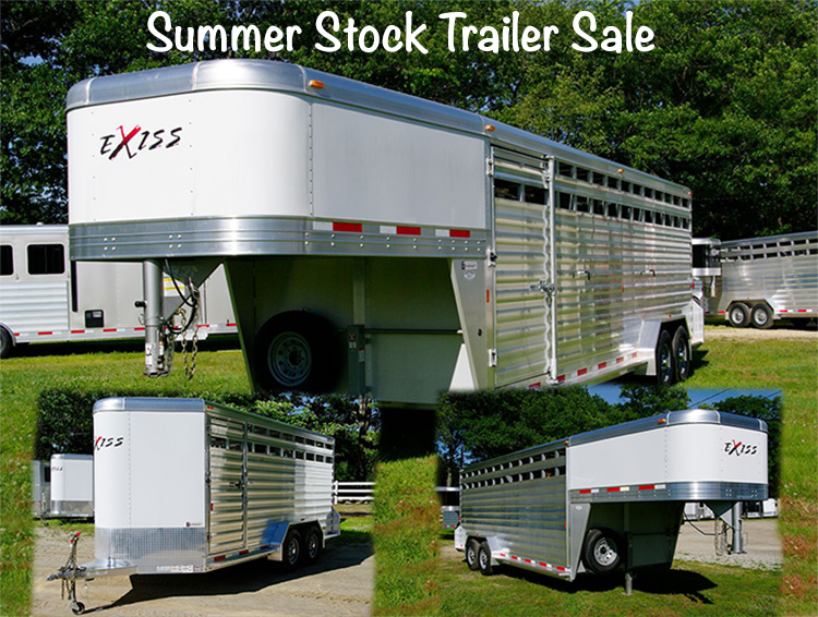 Summer Stock Trailer Specials
