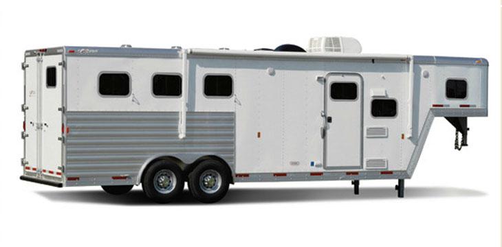 Exiss 8308 3 Horse 8ft Lq